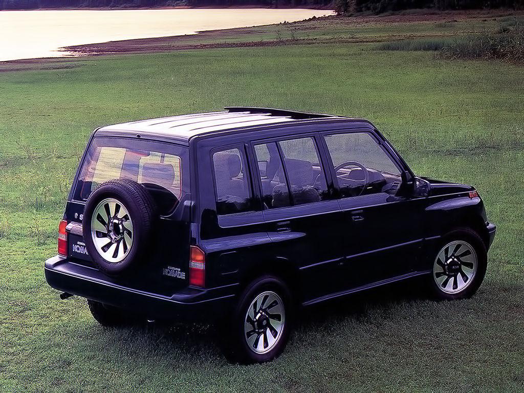 Suzuki Escudo Fuel Consumption